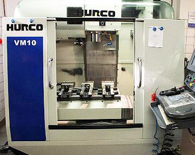 HURCO VMX10